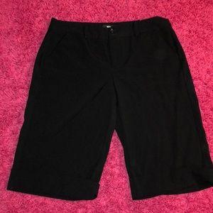 Mossimo Dressy Bermuda Shorts